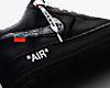 """% """"OffWhite AF1 x Nike"""""""