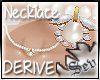 *S DERIVE Pearl Necklace