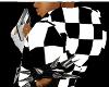 lDILLAl checker hoody