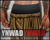 YN. Khaki Shalvar #4
