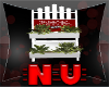 ~NU CoDSS Welcome Sign