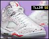 Jordan 5 Splatter