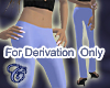 Derivable Skinny Flares