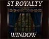 ST ROYALTY WINDOW