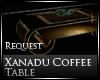 [Nic]Xanadu Coffee Table
