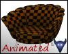 Munchy halloween chair