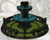 Mossy Garden Fountain