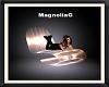 ~MG~RetroGlow Chair 4p