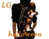 LG Skate Board halloween