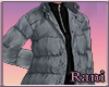[R] Fall Jacket - Grey