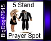 [BD] 5 Stand Prayer Spot