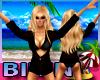 Black Bikini And Top