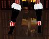 Black Christmas Boots