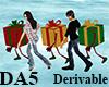 (A) Gift Box Dance