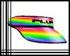 Rainbow PLUR Visor (m/f)