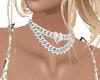 Broken heart Necklace 2