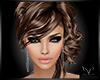 Brunette Messy UpDo CC