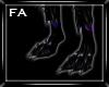 (FA)Dark Feet Purp.