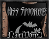 miss spookyness