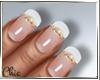 ♔ Ivorian Manicure