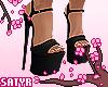Dancer Heels Black