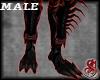 Abyss Demon Feet M