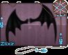 [Zlix]Black Demon Wings