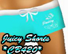 Juicy Butterfly Shorts