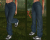 TF* Baggy Daek Jeans