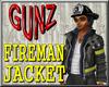 @ Fireman Jacket Grey