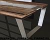 Metallic Wood