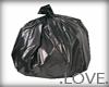 .LOVE. Garbage Bag