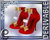 DRV Christmas Heels V1
