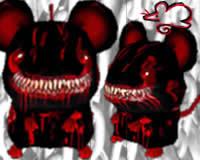 Carnage Dress-Up-Rat