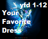 Your Favorite Dress