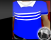 -R- Blu Polo