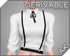 ~AK~ Suspenders Top