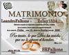 Certifi  Leandro y Zulay