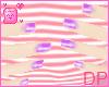 [DP] Short purple nails