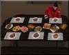 OSP BBQ Dinner Table