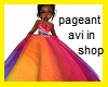 Kids Rainbow Pageant