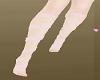 Light Pink Ribbon Feet