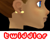 Gold Ear Plugs