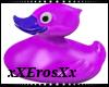 Kinky Toy Duck Purple