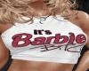 IT'S BARBIE