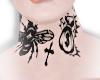 neck tatts