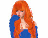 Orange Doll Hair
