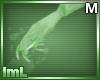 lmL Aenu Mint Claws M