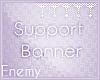 EN> Support Banner