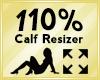 Calf Scaler 110%